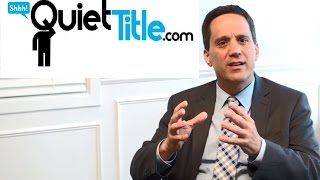 How to Buy Tax Sale Properties and when to Quiet Title  - (877) YOUR-FIRM