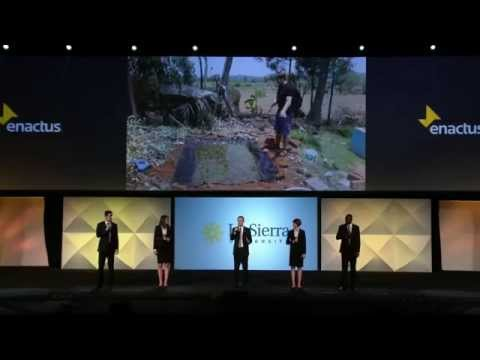 2015 Enactus USA National Expo - 2nd Place - La Sierra University