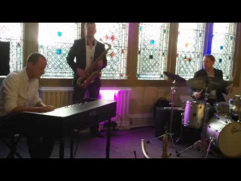 Paul Booth Organ Trio - Haunted Heart
