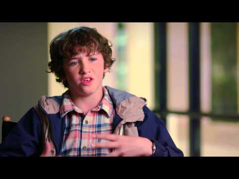 San Andreas Official Movie Interview - Art Parkinson