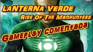 Lanterna Verde [PS3] - Gameplay Comentada [PT-Br]