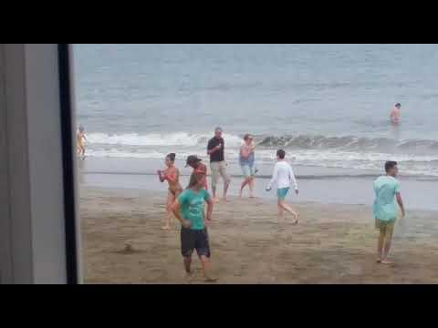 Download Scarlet  desfilando na Playa del Inglés España