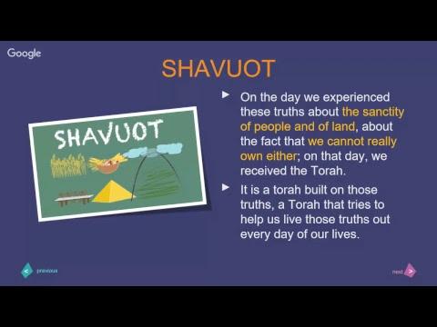 Feasts Of Weeks / Shavuot  / Harvest / Yovel / Jericho - Part 1