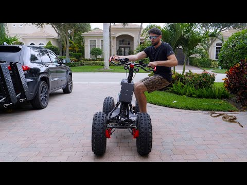 Beast Electric 4X4: Off Road Vehicle
