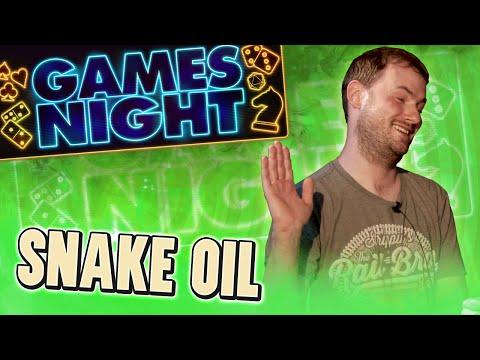 GAMES NIGHT - Snake Oil - Moon Silence