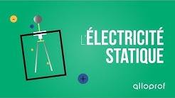 Alloprof - L'électricité statique (sciences)