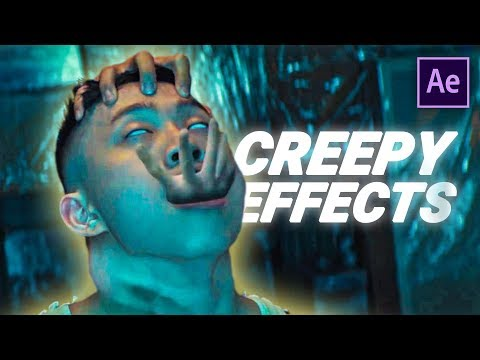 3 HORROR EFFECTS from Rich Brian in AFTER EFFECTS thumbnail