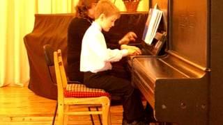Экзамен 1 класс фортепиано