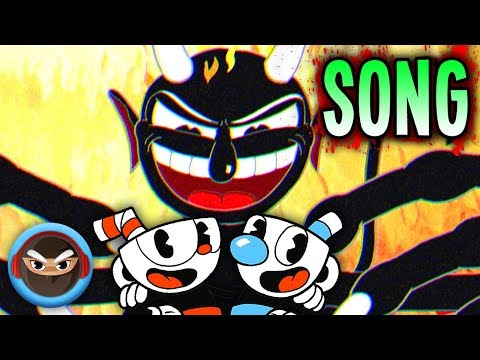 """CUPHEAD SONG """"The Devil's Due"""" by TryHardNinja and NotARobot"""