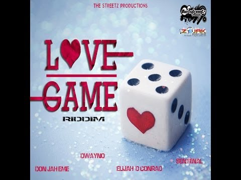 Love Game Riddim Instrumental - The Streetz Productions