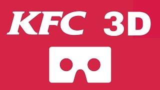 KFC SBS 3D VR video Kentucky Fried Chicken Google Cardboard Oculus Rift Training Camp not 360