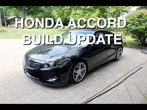Milan's Honda Accord Coupe (Leanne)