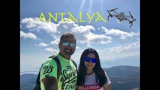 Antalya Kaleici Duden Manavgat Waterfalls with my drone