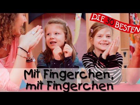 Mit Fingerchen, mit Fingerchen - Singen, Tanzen und Bewegen || Kinderlieder