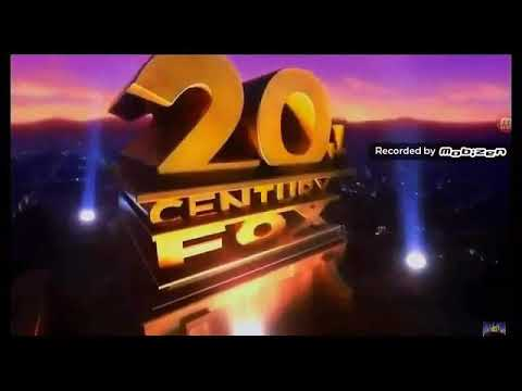 20th Century Fox (2009-present) Logo with Magnetic Entertainment Group Byline