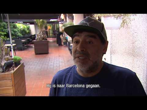 Maradona-mania in Mierlo