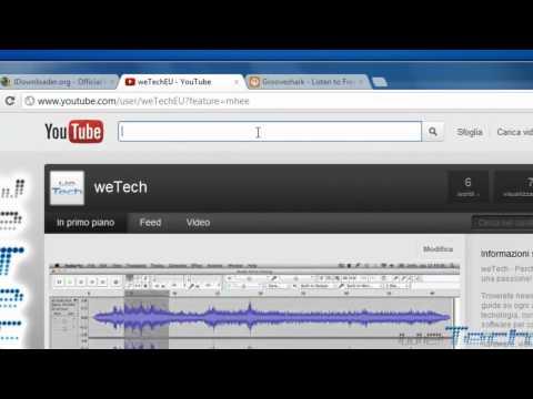 Come scaricare la musica mp3 da YouTube e Grooveshark con JDownloader - Guida di weTech