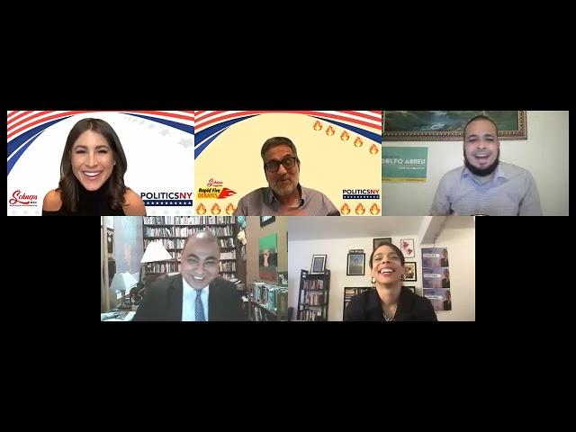PoliticsNY Fun & Fast Debates: NYC Council District 14 (Bronx)