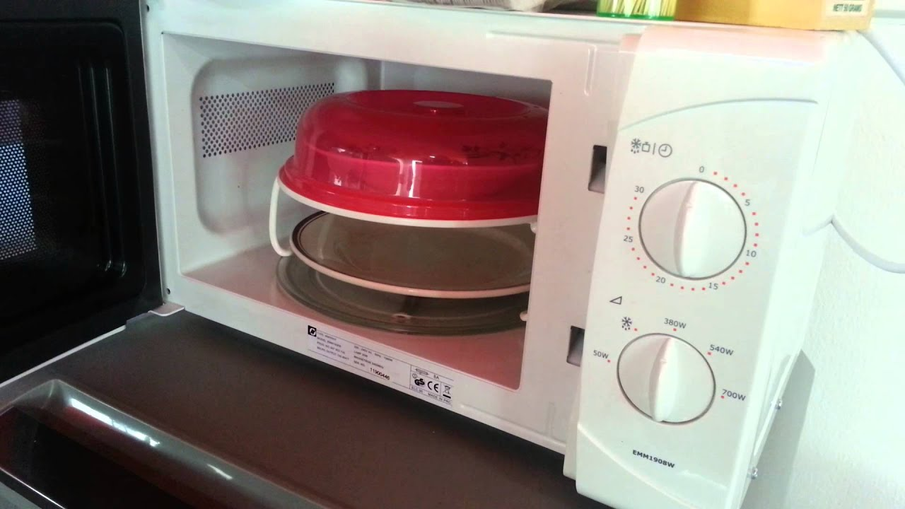Double Decker Microwave Stand