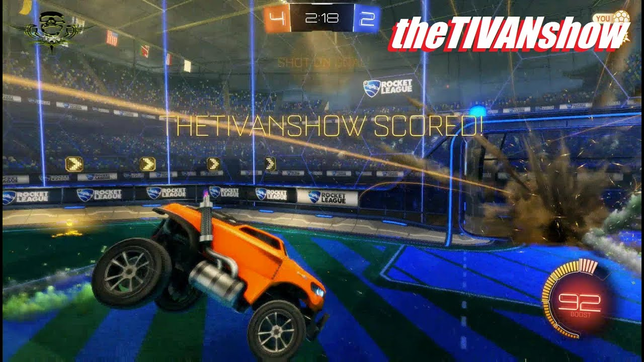 ROCKET LEAGUE - FREE ON PS4 - HOTEST GAME ONLINE - LIVE
