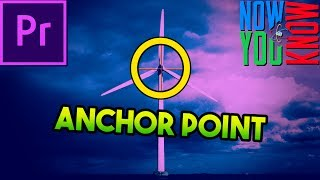 How to Use Anchor Point in Premiere Pro - VLearning