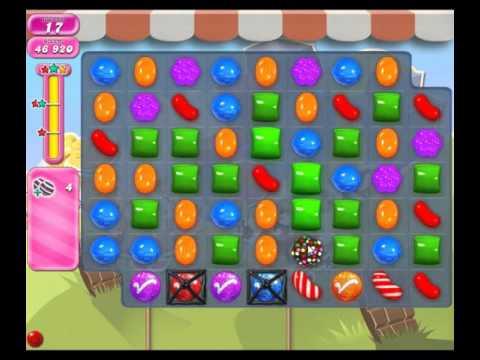 Candy Crush Saga Level 1658 - NO BOOSTERS