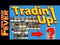 Trading 51 Magic the Gathering Cards for 1 Card on Cardsphere - Tradin' Up Episode 3