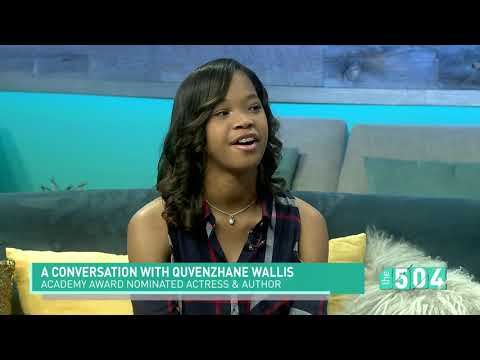 Actress Quvenzhane Wallis Is Now An Author