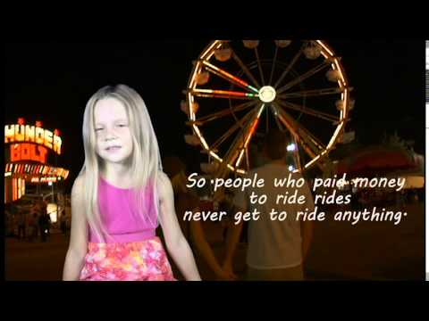 5-year-old Blasts Political Correctness & Entitlement Mentality