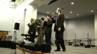 This nice arrangement is from their new hymns album, Soulace. Group...