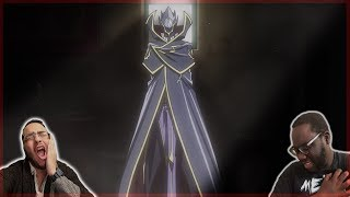 CODE GEASS: LELOUCH OF THE RE;SURRECTION FIRST LOOK REACTION