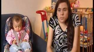 Schwangerschaft trotz Skoliose - ARD Brisant
