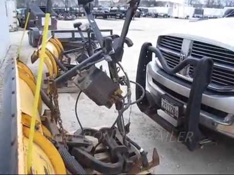 E60 Meyers Pump Wiring Diagram Meyer Ag 7 5 Snow Plow Fastest Mount Amp Dismount Ever