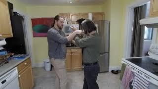 Xuan Wing Chun - Lessons for Rafael - 1
