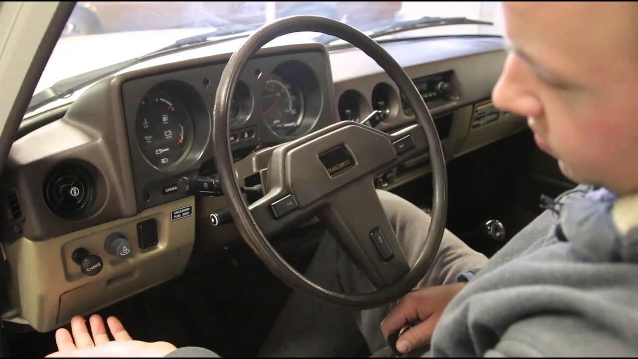 1987 Toyota Land Cruiser Interior Exterior Morries Heritage Car Connection Mhcc