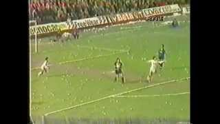 UEFA Cup 1985/1986 - Inter vs. Real Madrid (3:1)