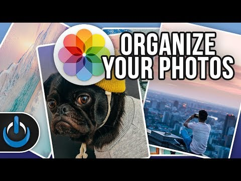 Tricks to FINALLY Organize Your Photos On Your MAC!