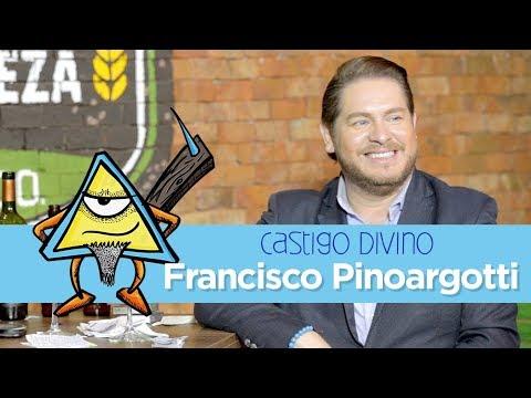 Castigo Divino Guayaco - Francisco Pinoargotti