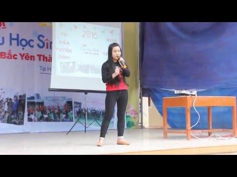 Về Hà Tĩnh người ơi - CHS THPT Bắc Yên Thành - Nghệ An