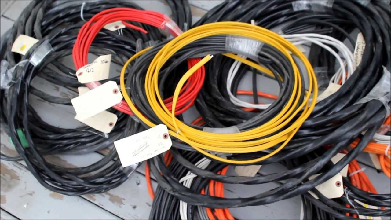 $400 Of Scrap Wire For $25 - Scrapping 101 - YouTube