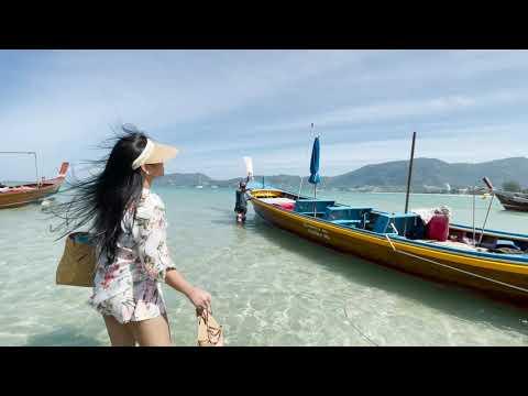 Phuket, Thailand - iPhone 12 Pro Max 4K 60fps Video Test