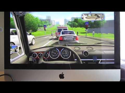 Учебный автосимулятор City Car Driving Домашняя версия
