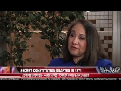 World Banker Karen Hudes Reveals Secret US Constitution