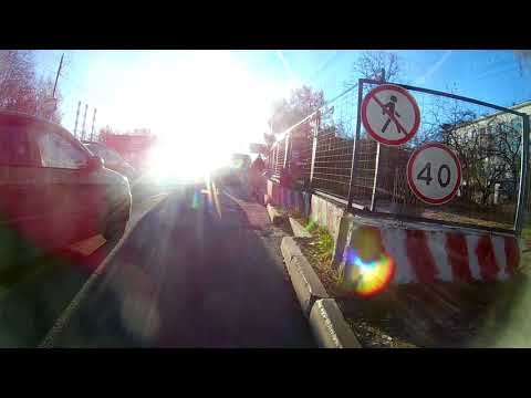 moscow bike messengers (november 2017)