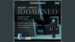 Mozart Idomeneo TrV 262 Act II Scene 9 Duet Es Fehlen Mir Die Worte Ilia Idamantes