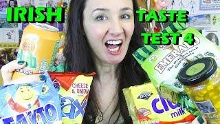 Irish Taste Test 4 - St Patrick