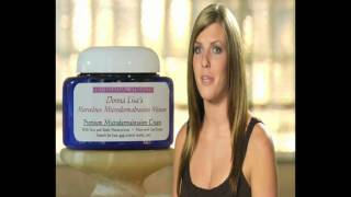 Microdermabrasion Cream - Donna Lisa