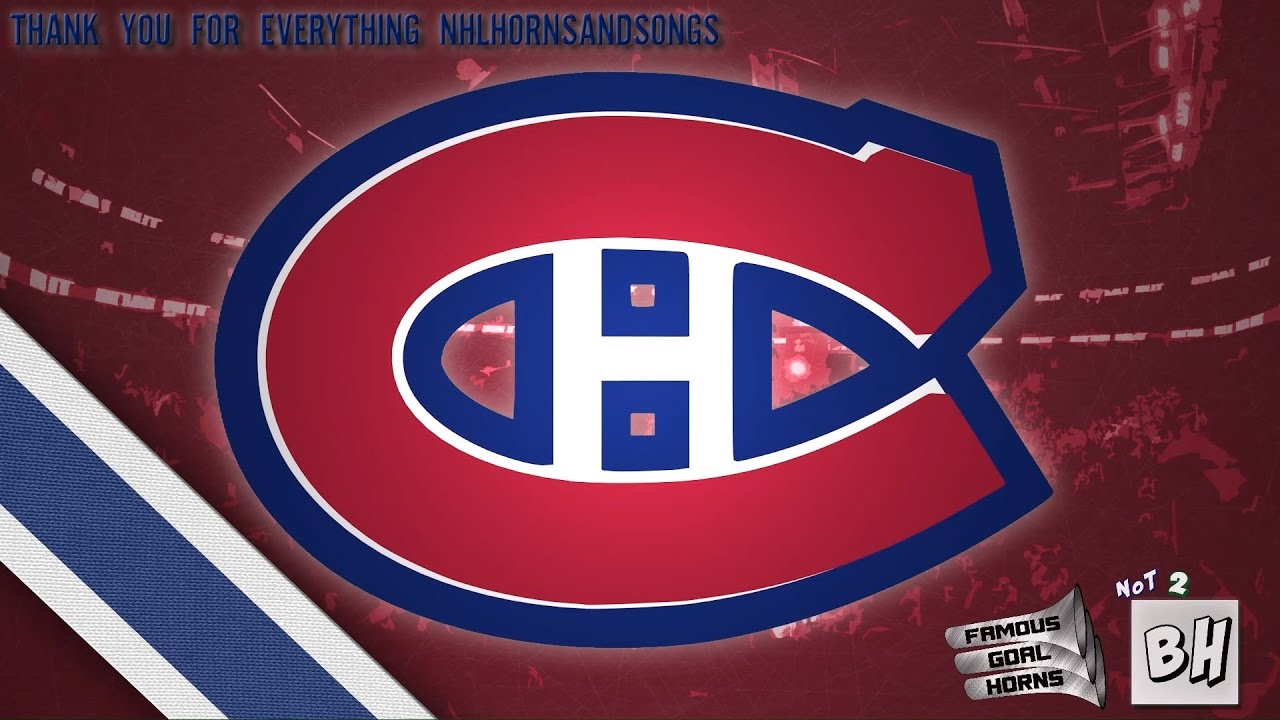 Montreal Canadiens 2017 Goal Horn Youtube