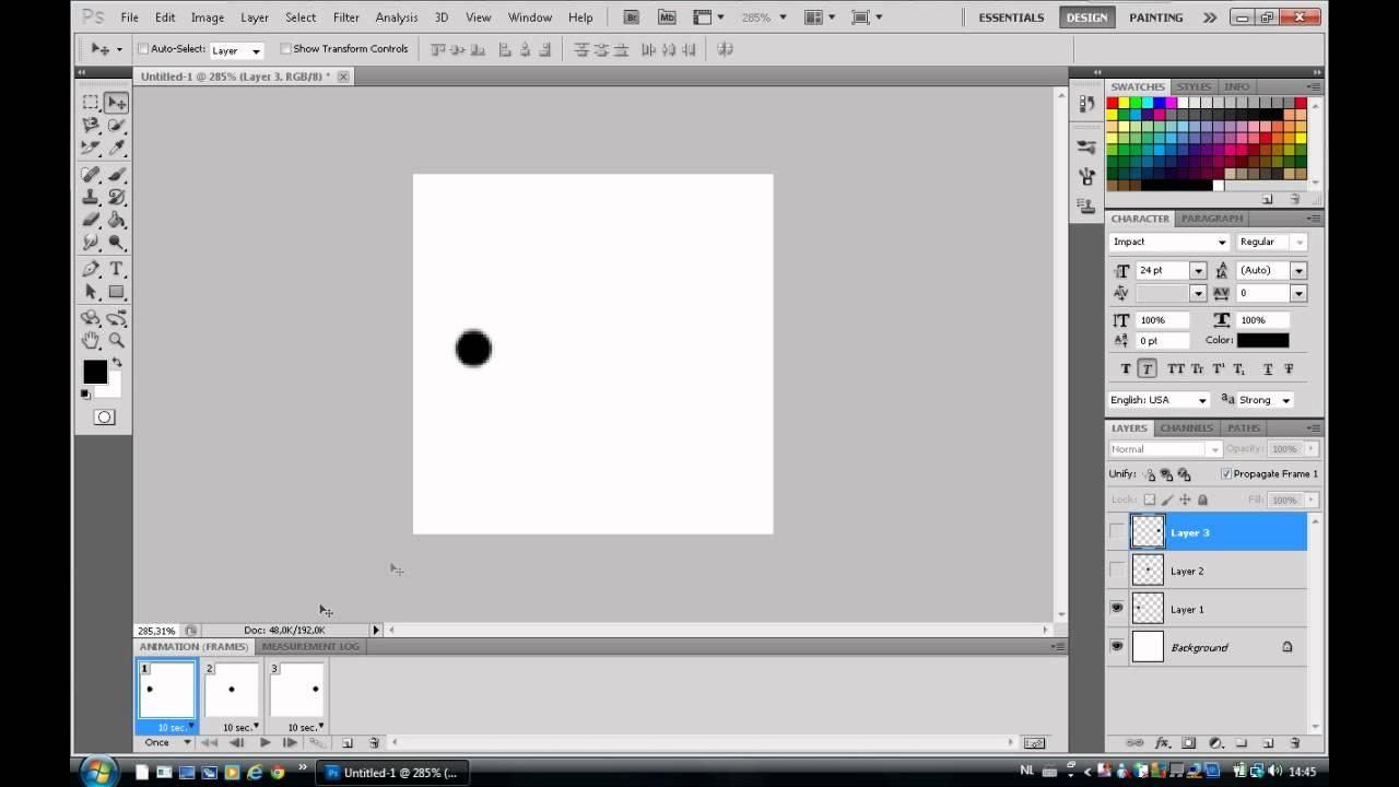 How To Create A Animated Avatar (photoshop Tutorial)