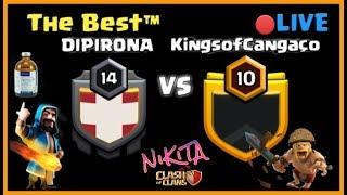 DIPIRONA vs KINGSOFCANGAÇO - GUERRA BR